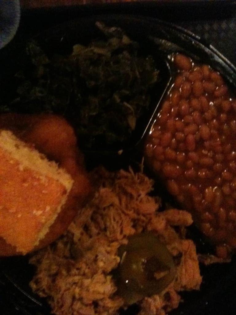 Bessinger's BBQ Plate