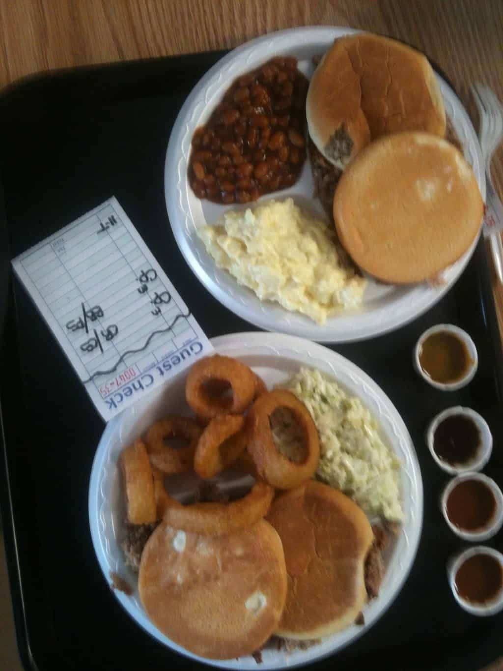 Little Pig's Myrtle Beach - Plates