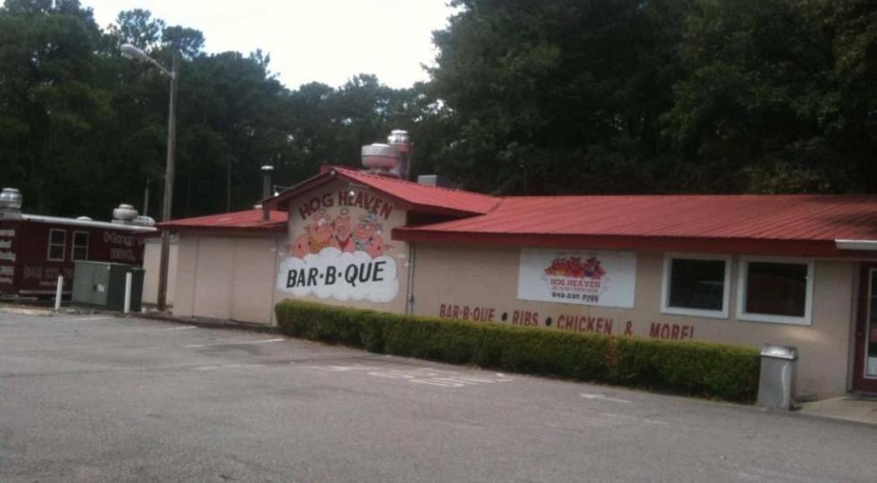 Hog Heaven Restaurant Pawley's Island - Exterior