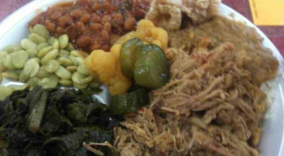 Farm Boy's BBQ Plate