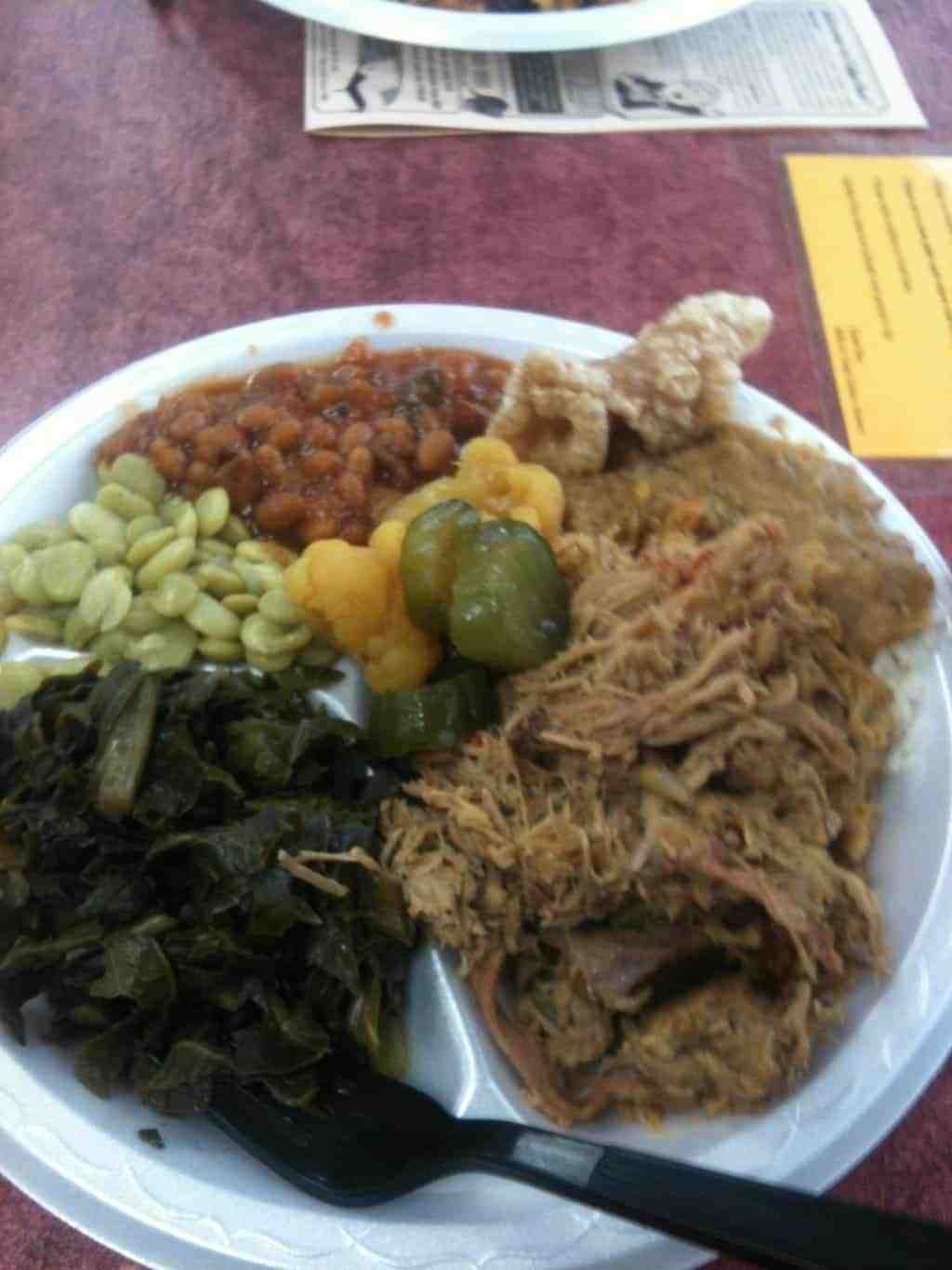 Shealy's and Farm Boy's BBQ