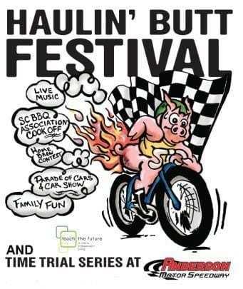 Haulin-Butt-Festival Logo