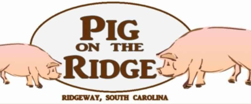 Pig on the Ridge Logo