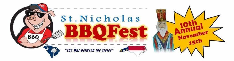 St. Nicholas BBQFest Logo