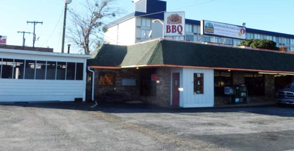 Carolina Barbecue in Spartanburg, SC