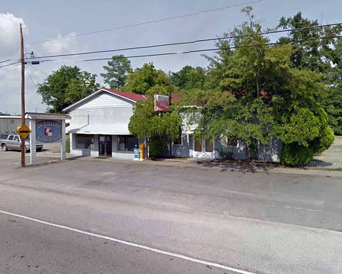 Carolina Bar-B-Que in New Ellenton, SC