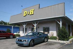 D&H Bar-B-Que in Manning, SC