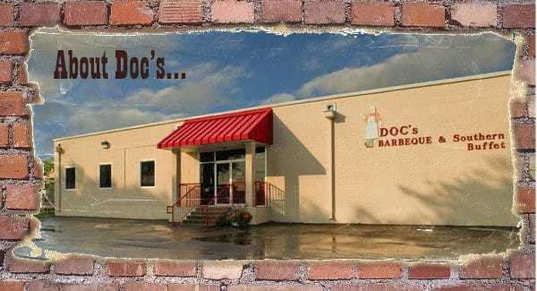 Doc's Barbecue in Columbia, SC