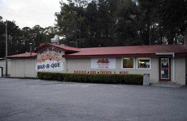 Hog Heaven on Pawley's Island, SC