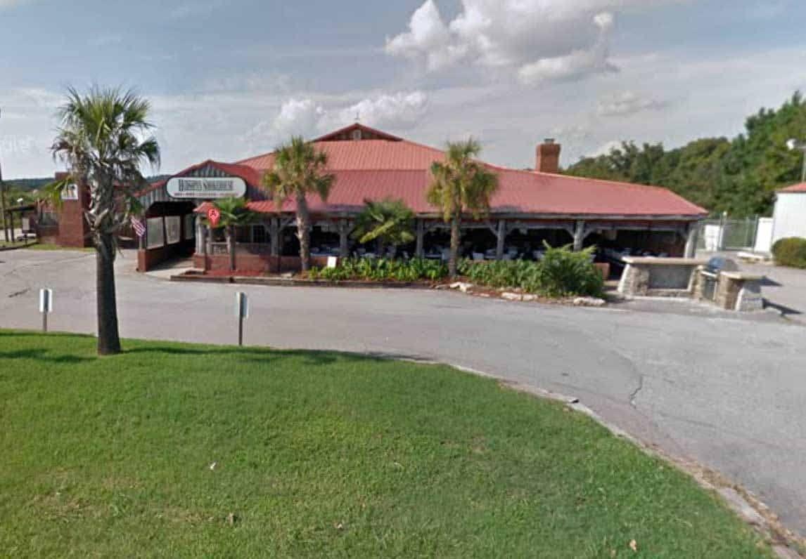 Hudson's Smokehouse in Lexington, SC