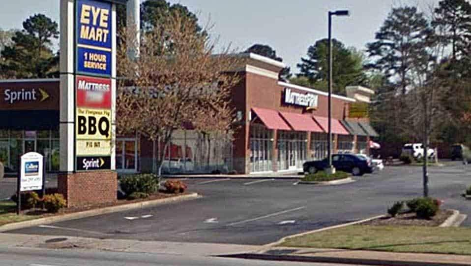 The Pompous Pig in Anderson, SC