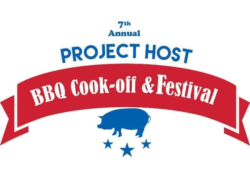 Project Host BBQ Festival Greenville, SC