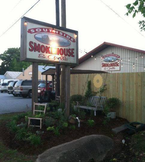 Southside Smokehouse and Grille in Landrum, SC