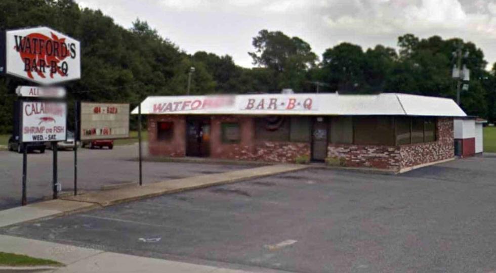 Watford's BBQ in Bishopville, SC