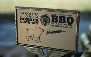 SC Georgia Border Cook OffSC Georgia Border Cook Off