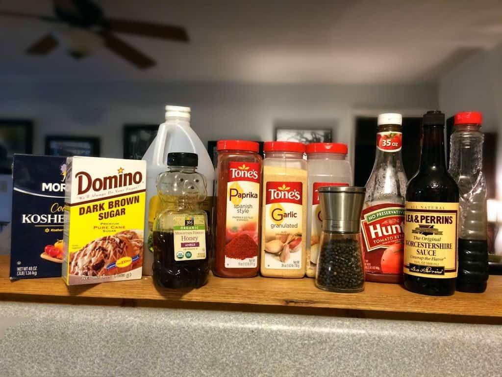 Honey-Hickory BBQ Sauce