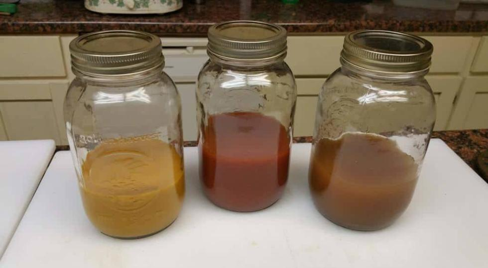 Jay Philips' Whole Hog Vinegar-Pepper BBQ Sauce
