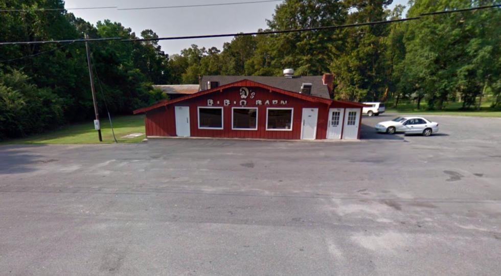 Big D's BBQ Barn in Johnsonville