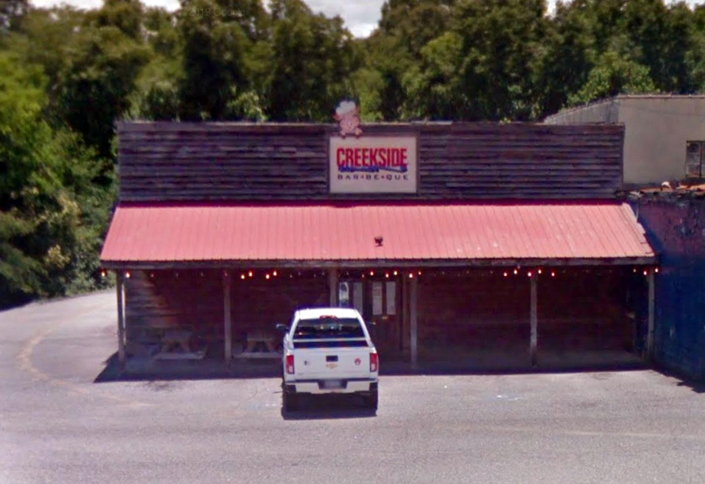 Creekside Bar-Be-Que