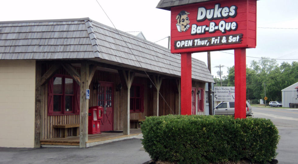 Dukes Bar-B-Que in Orangeburg