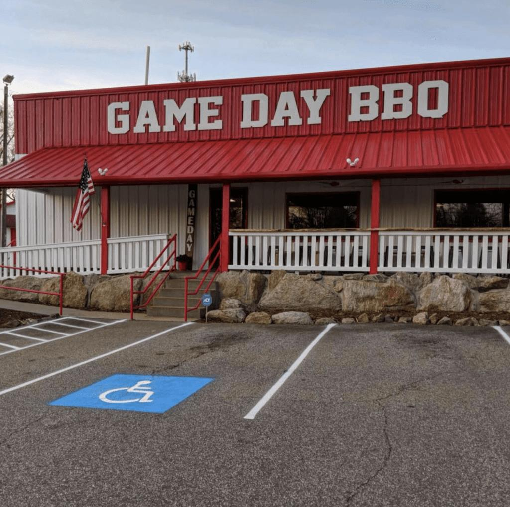 Game Day BBQ in Duncan, SC