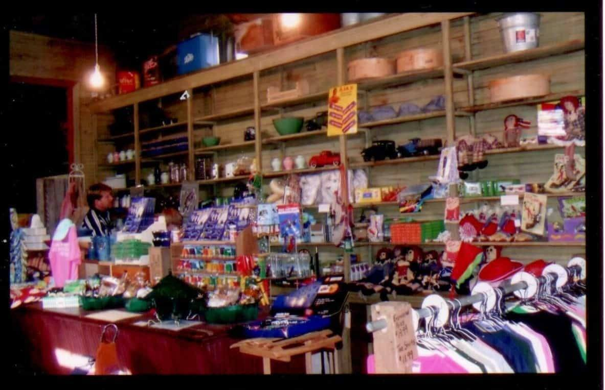Gift Shop at Lone Star