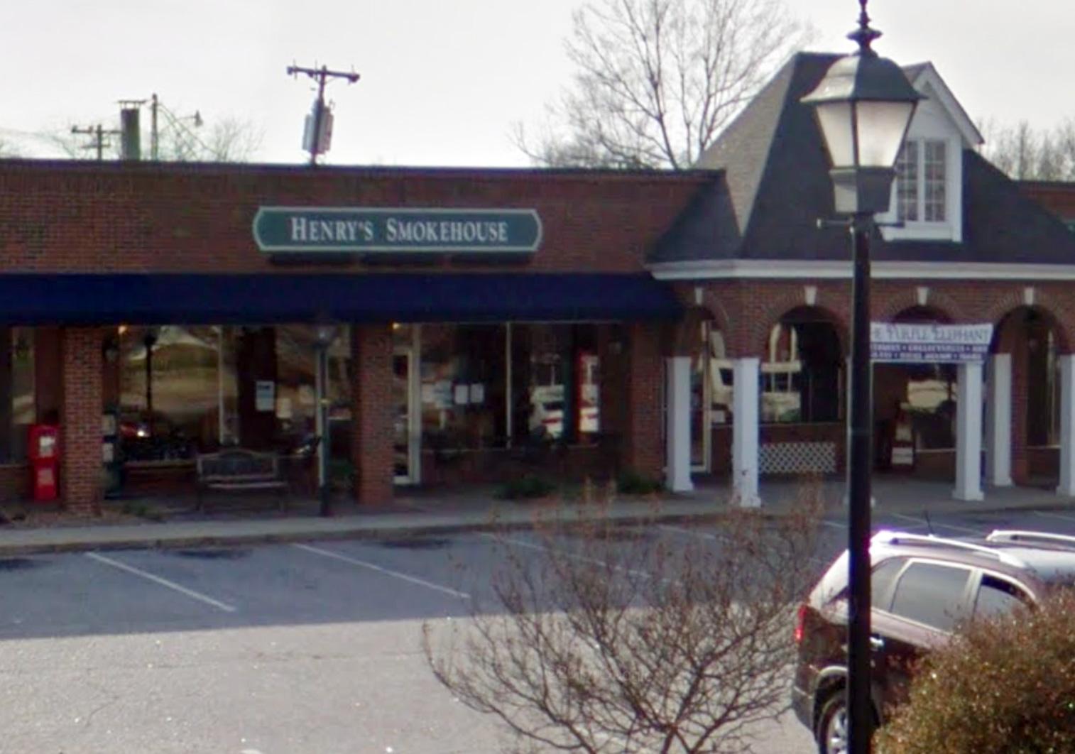 Henry's Smokehouse in Simpsonville, SC
