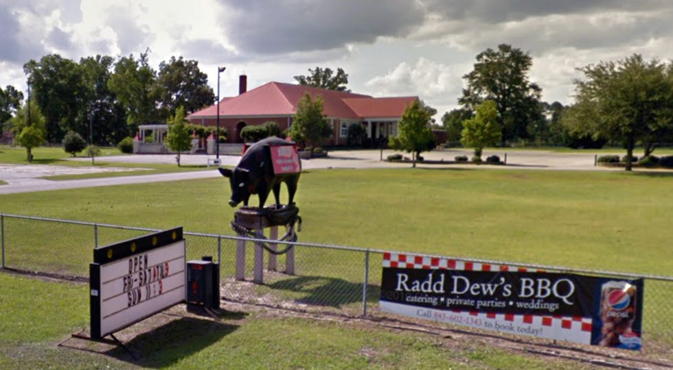 Radd Dew's Bar-B-Que Pit in Aynor, SC