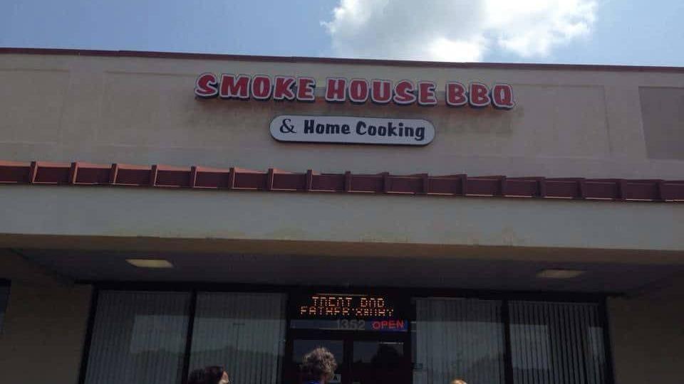 Smoke House BBQ Greenwood, SC