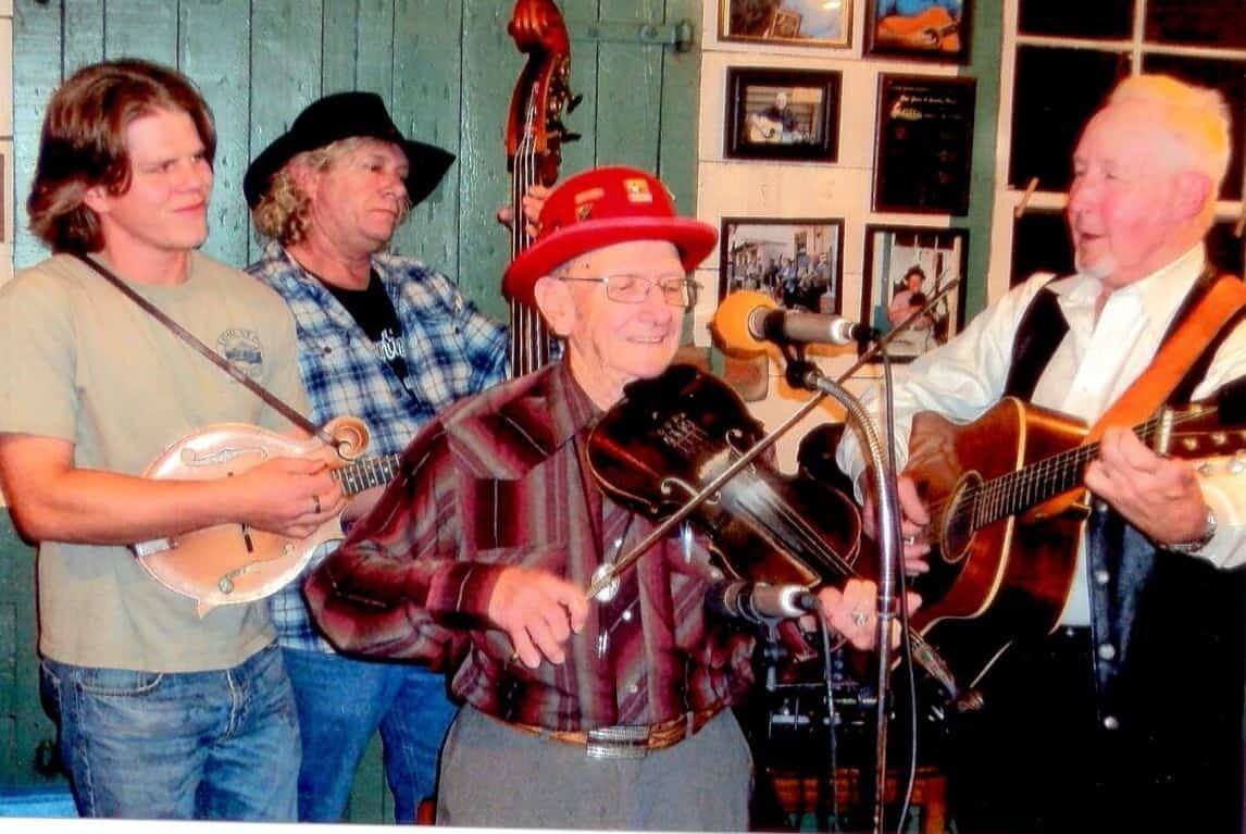 Lone Star Barbecue and Mercantile - The Claude Lucas Bluegrass Band