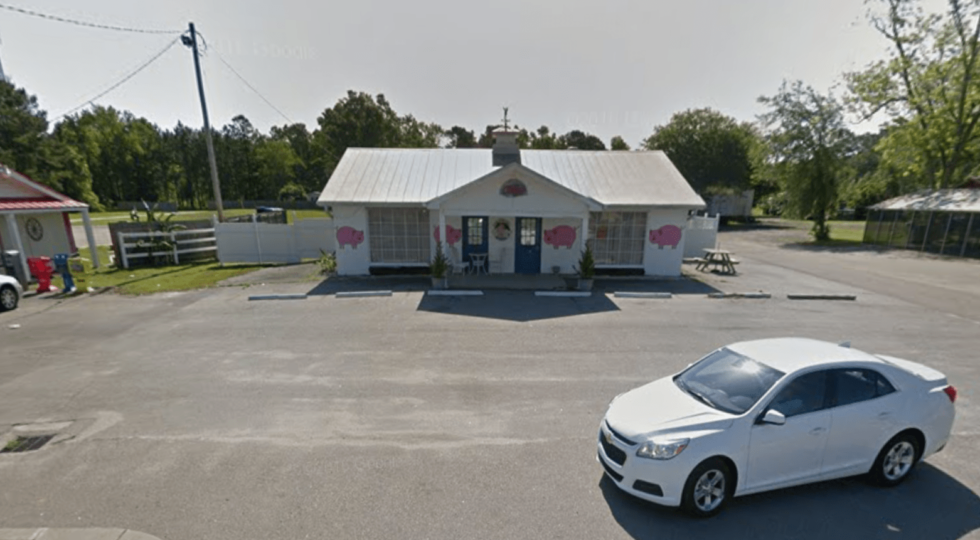 The Pink Pig in Hardeeville