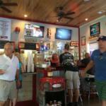 Moe's Original BBQ - Interior