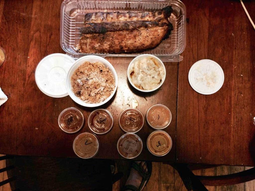 BBQ Barn in N. Augusta - Food