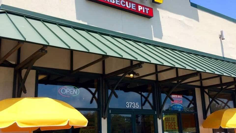 Dickey's BBQ Pit - Myrtle Beach - Storefront