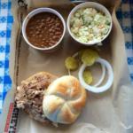 Dickey's BBQ Pit - Myrtle Beach - Pulled Pork Sandwich