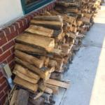 Dickey's BBQ Pit - Myrtle Beach - Wood Pile