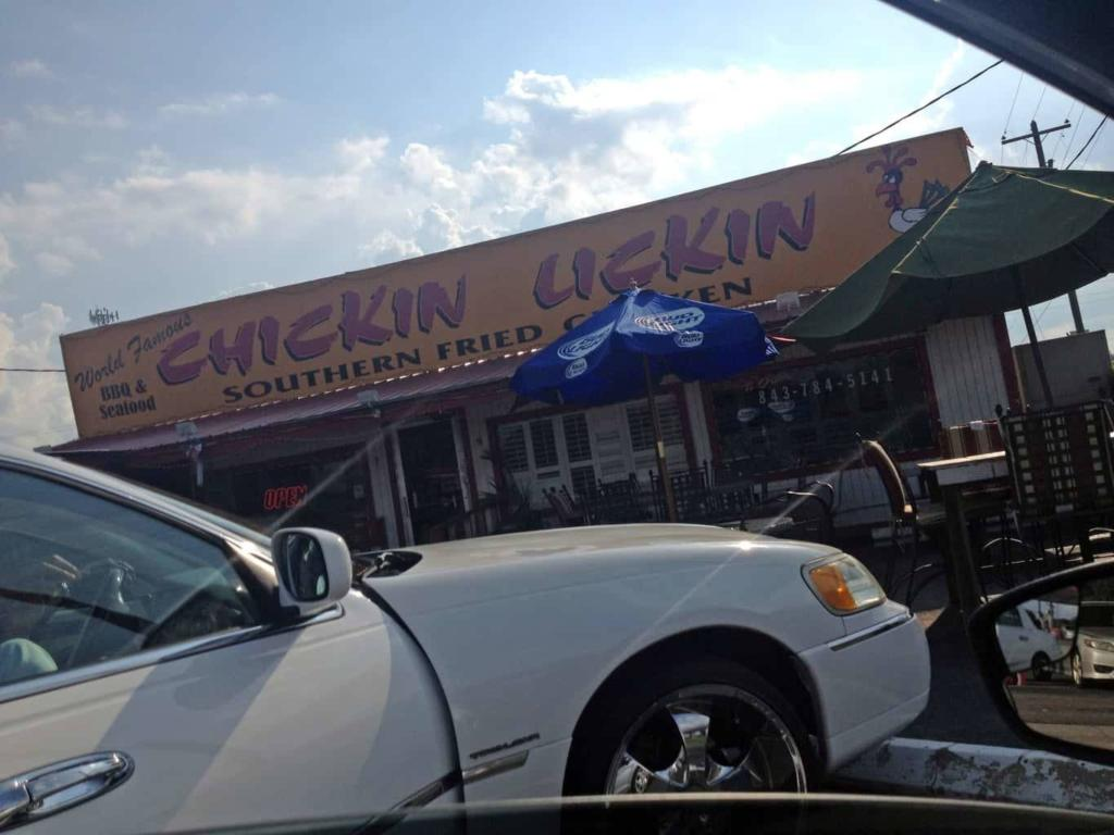 Review of Chicken Lickin' Hickory House ~ Hardeeville