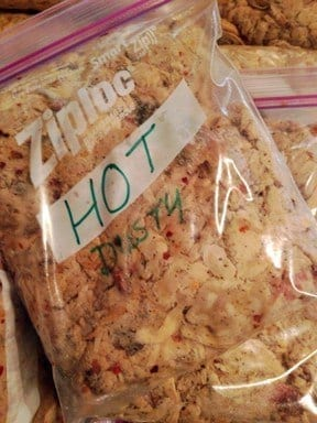 "Moore Family's ""Little Fisher"" Hog Sauce - BBQ bag"