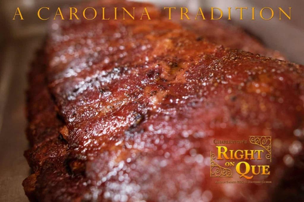 Charleston's RightOnQue - Ribs