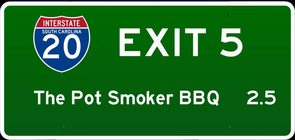 SC BBQ on I-20 at Exit 5