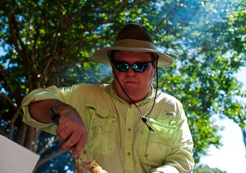 Gregg Howard of Charleston's RightOnQue