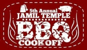 SBN Jamil Temple BBQ Cookoff