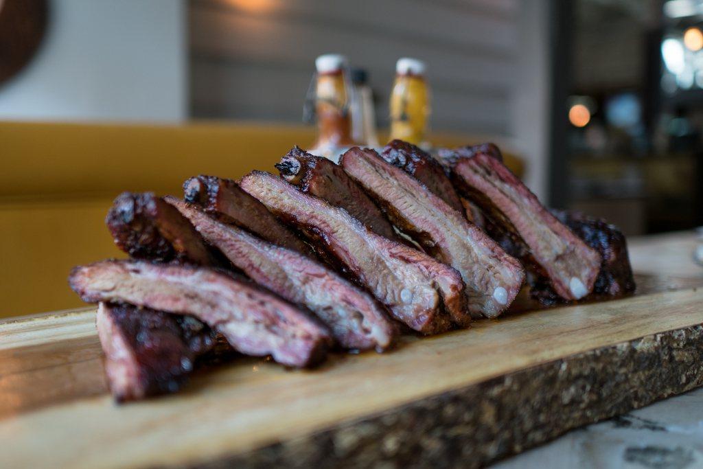 Poogan's Smoked Meats - Ribs