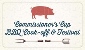 Commissioner's Cup BBQ Cook Off