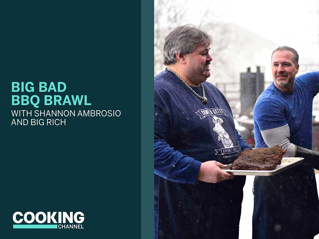 Big Bad BBQ Brawl Meat and Potato Episode with Gregg Howard