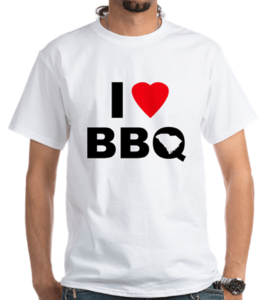 I Love SC BBQ