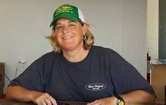 Meg Lonon of Moe's BBQ on Pawley's Island and Georgetown