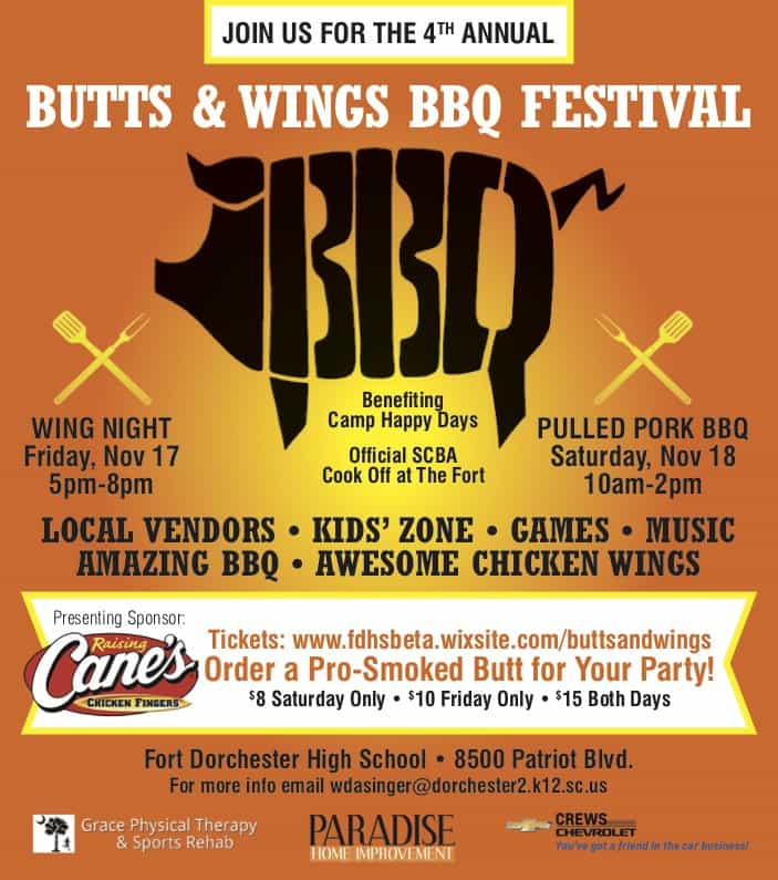 FDHS Butts and Wings BBQ Festival
