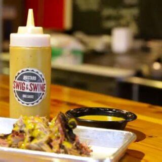 Swig and Swine Mustard Sauce