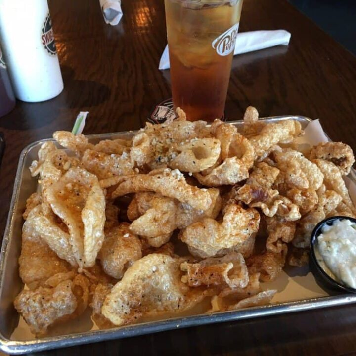 Swig and Swine Pork Rinds